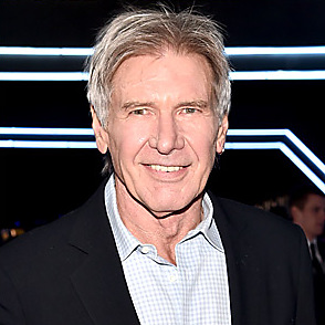 Harrison Ford latest sexy shirtless December 29, 2015, 11pm