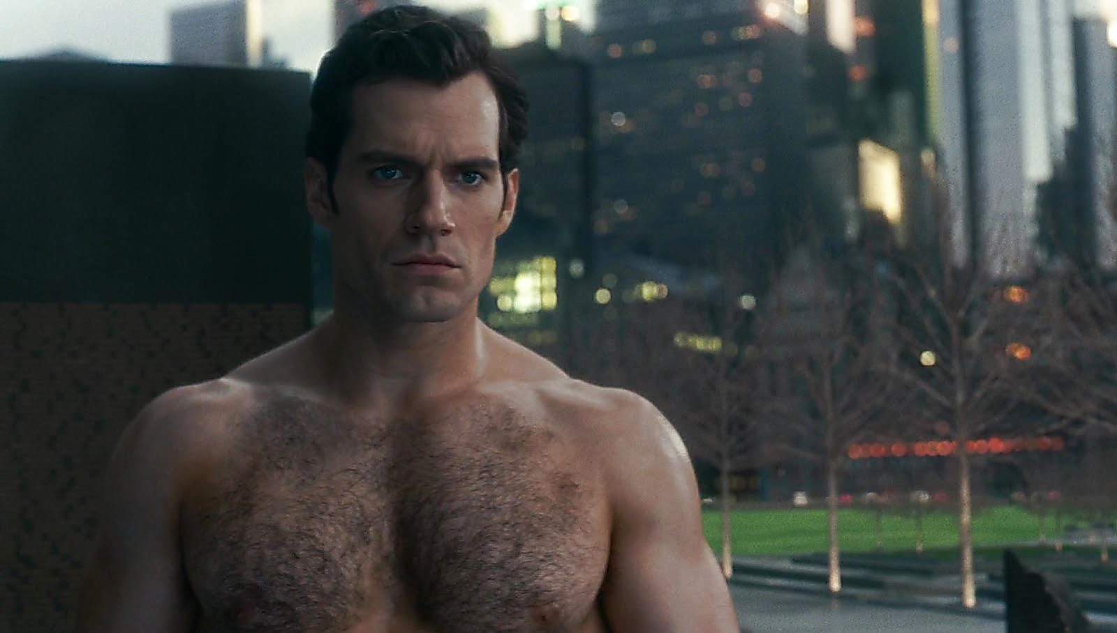 Henry Cavill Justice League 2018 02 13 1