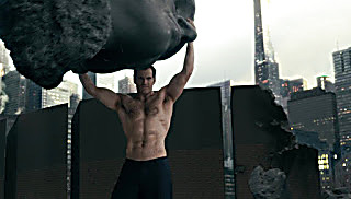 Henry Cavill Justice League 2018 02 13 14