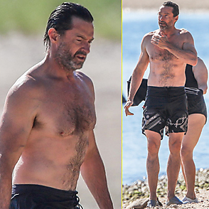 Hugh Jackman latest sexy shirtless July 29, 2020, 11pm