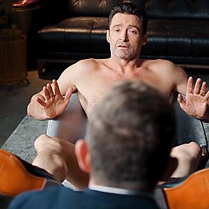 Hugh Jackman latest sexy shirtless October 1, 2020, 5pm
