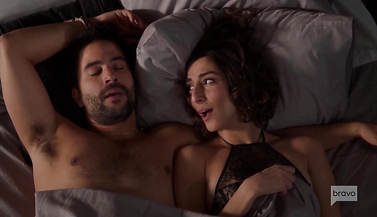 Ignacio Serricchio sexy shirtless scene September 15, 2017, 1pm