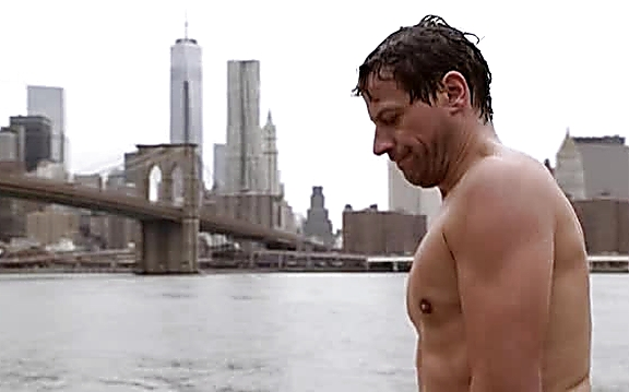 Ioan Gruffudd sexy shirtless scene September 1, 2014, 1pm