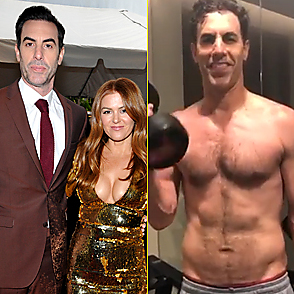 Isla Fisher latest sexy shirtless December 13, 2019, 4pm