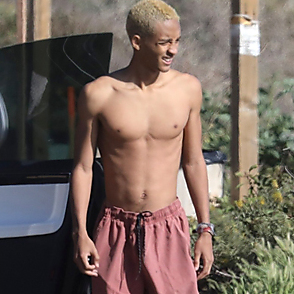 Jaden Smith latest sexy shirtless March 19, 2019, 12pm