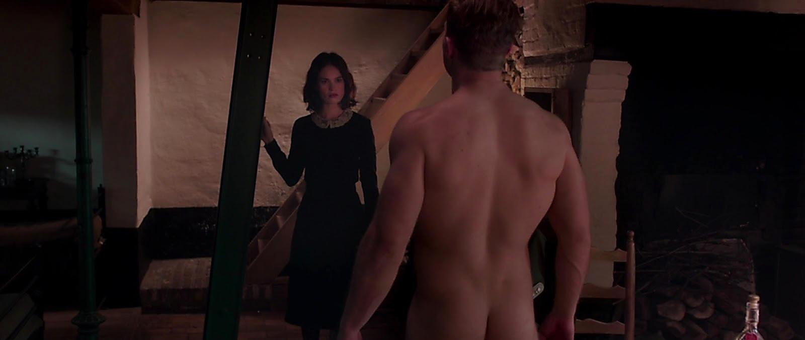 Jai Courtney sexy shirtless scene April 27, 2017, 11am