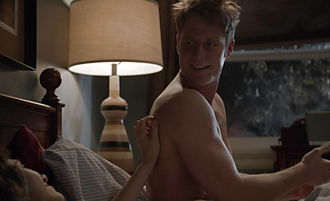 Jake Mcdorman sexy shirtless scene January 18, 2014, 6pm