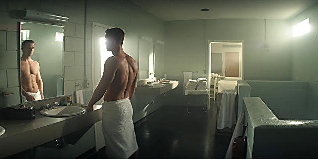 Jake Mcdorman sexy shirtless scene October 16, 2020, 6am
