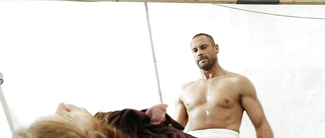 Jake Ryan latest sexy shirtless scene July 20, 2018, 11am