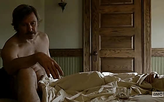 Jake Weber sexy shirtless scene September 29, 2014, 8pm