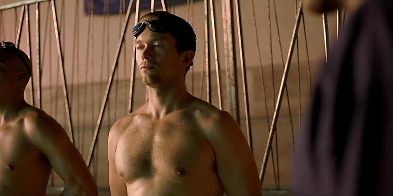 Jakob Oftebro sexy shirtless scene January 2, 2020, 12pm