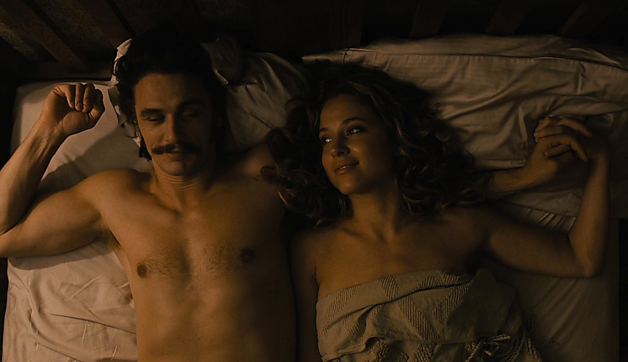 James Franco sexy shirtless scene October 16, 2017, 6am