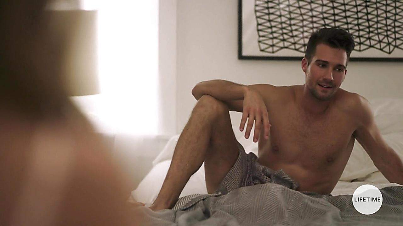 James Maslow sexy shirtless scene September 4, 2018, 3pm