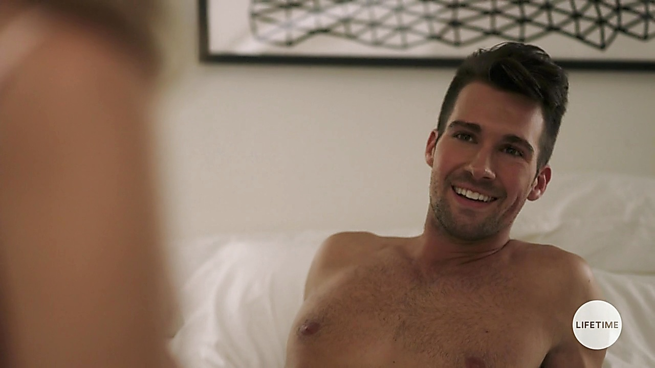 James Maslow sexy shirtless scene September 4, 2018, 3pm