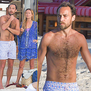 James Middleton latest sexy shirtless January 4, 2020, 7pm