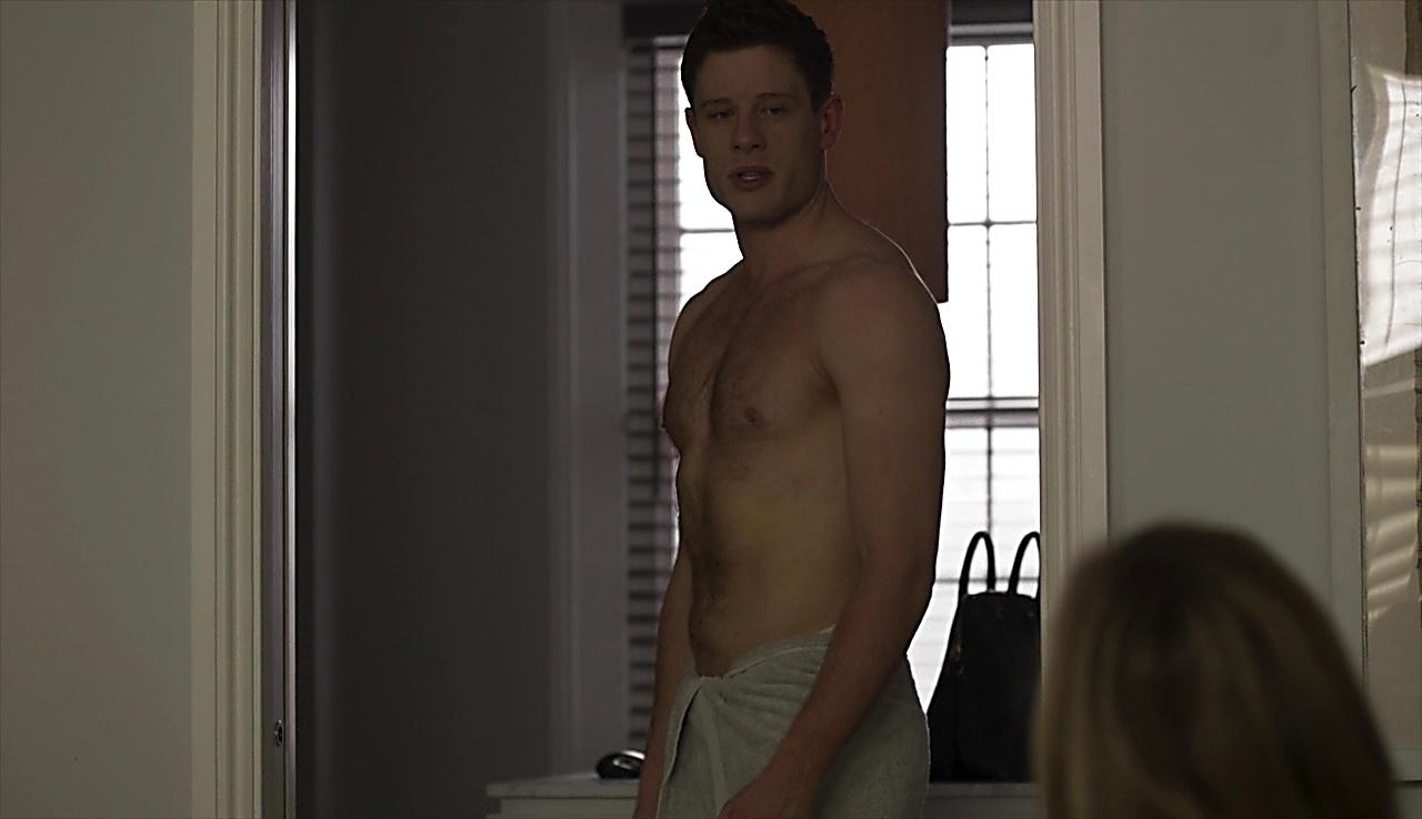 James Norton sexy shirtless scene January 15, 2018, 1pm