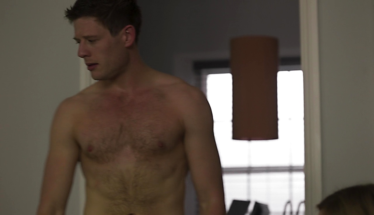 James Norton sexy shirtless scene January 15, 2018, 1pm
