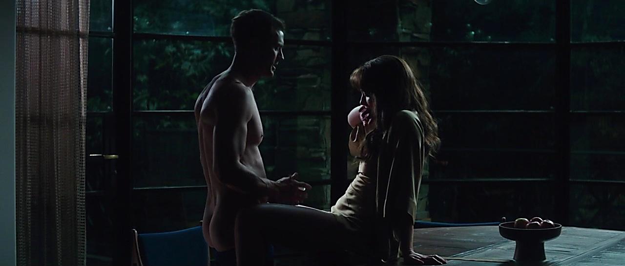 Jamie Dornan sexy shirtless scene April 7, 2018, 11am
