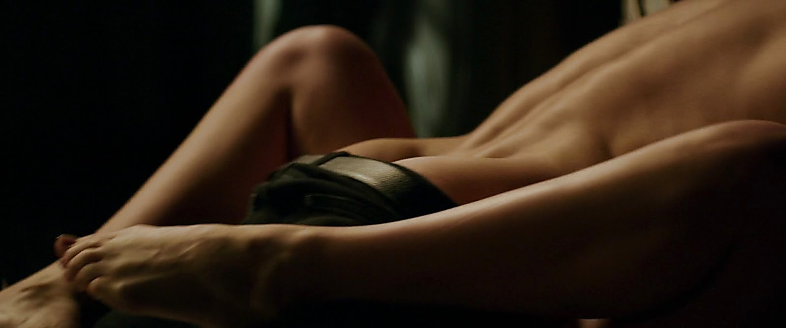Jamie Dornan sexy shirtless scene April 6, 2017, 6am