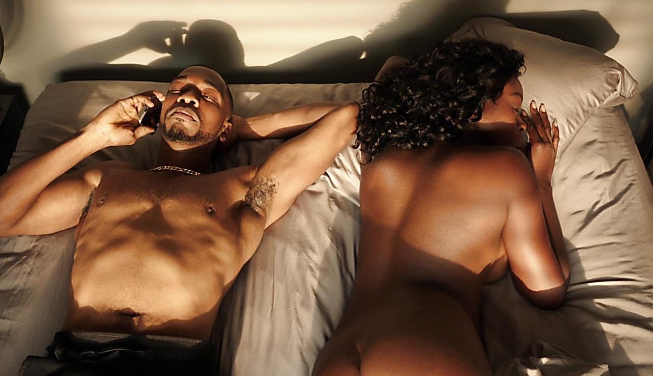 Jamie Foxx sexy shirtless scene September 30, 2017, 1pm