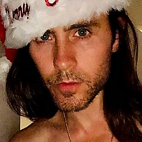 Jared Leto latest sexy shirtless December 26, 2019, 11am