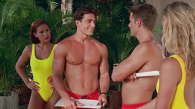 Jason Brooks sexy shirtless scene April 17, 2021, 12pm