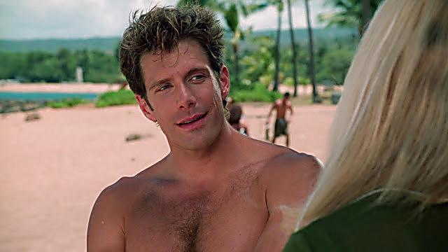 Jason Brooks sexy shirtless scene April 25, 2021, 1pm