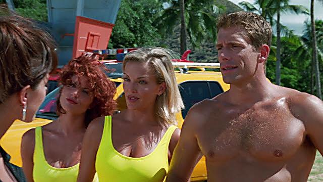 Jason Brooks sexy shirtless scene April 13, 2021, 1pm