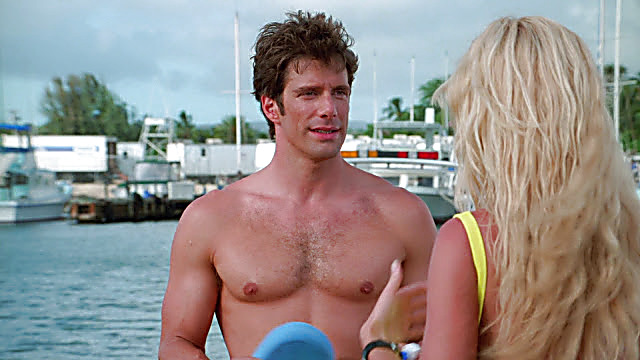 Jason Brooks sexy shirtless scene April 10, 2021, 1pm