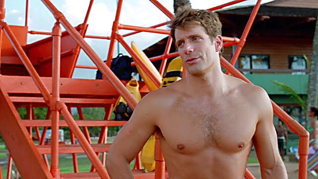 Jason Brooks sexy shirtless scene April 12, 2021, 1pm