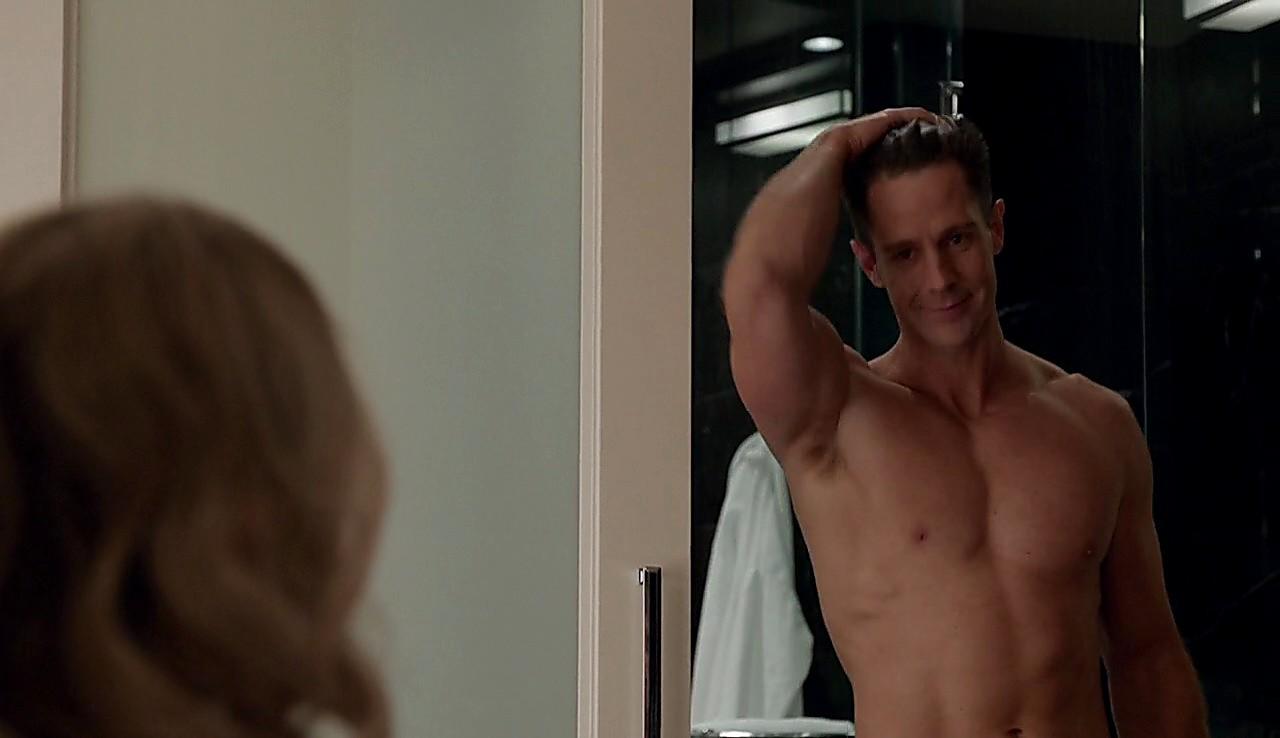 Jason Dohring sexy shirtless scene June 22, 2017, 1pm