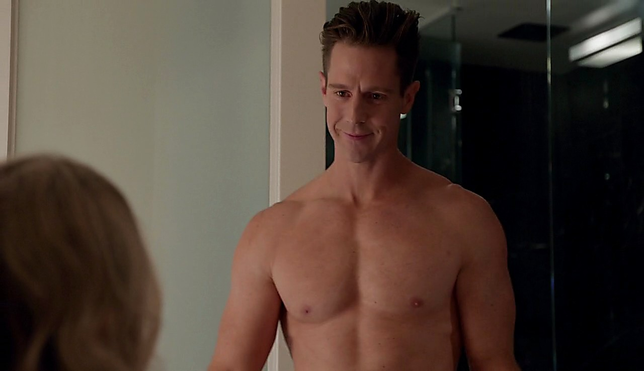 Jason Dohring sexy shirtless scene June 22, 2017, 1pm