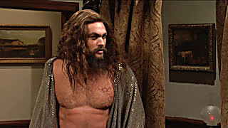 Jason Momoa Saturday Night Live S044E08 2018 12 10 13