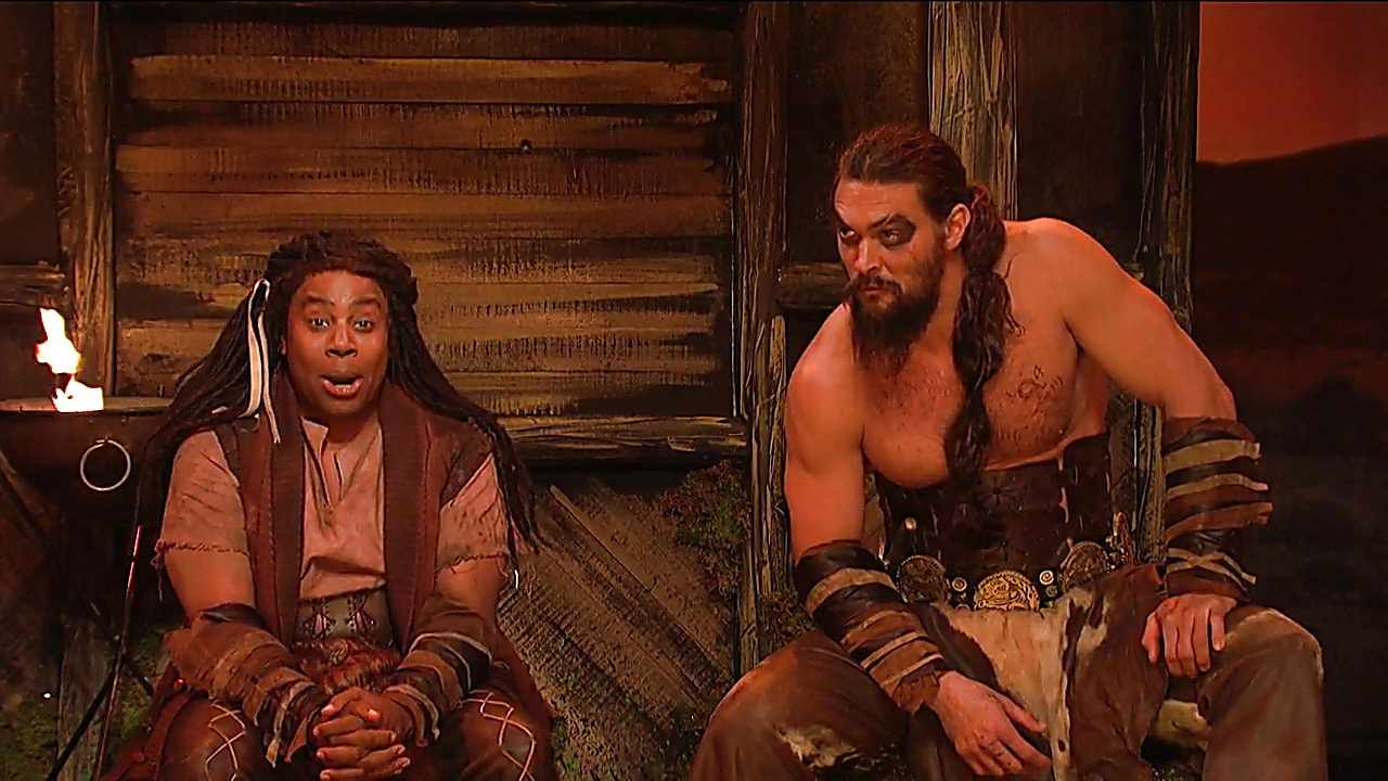 Jason Momoa Saturday Night Live S044E08 2018 12 10 2