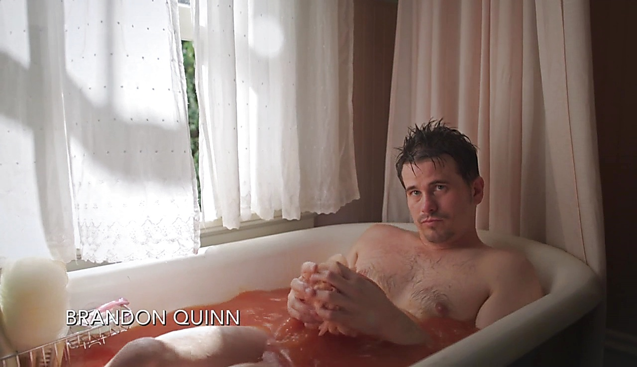 Jason Ritter sexy shirtless scene December 13, 2017, 4pm