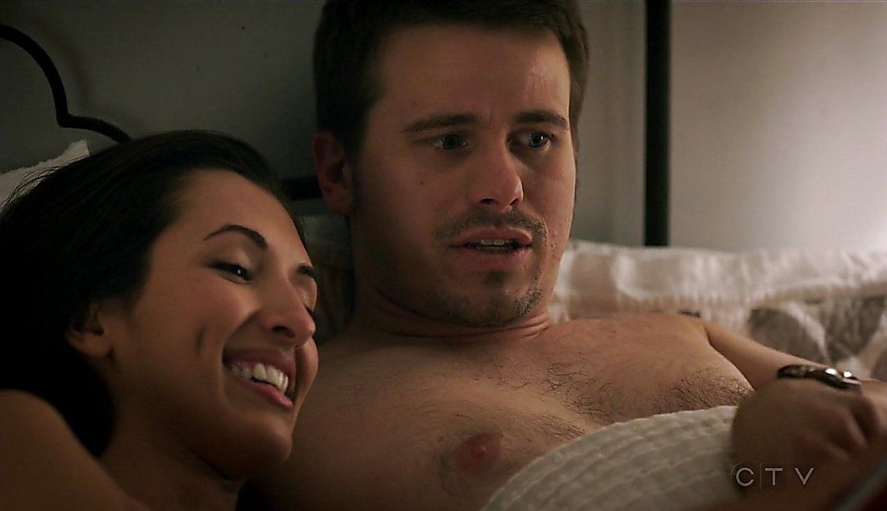 Jason Ritter latest sexy shirtless scene October 11, 2017, 1pm