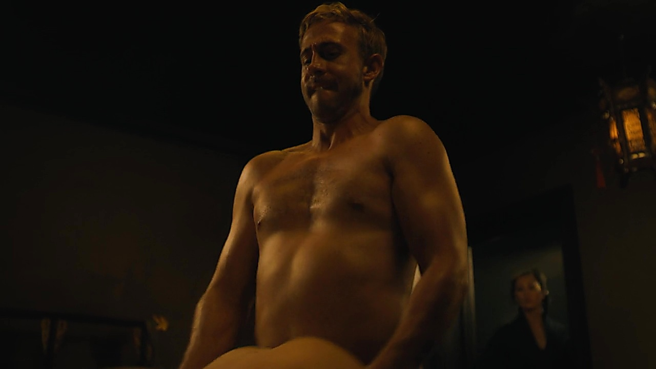 Jason Tobin sexy shirtless scene May 21, 2019, 10am
