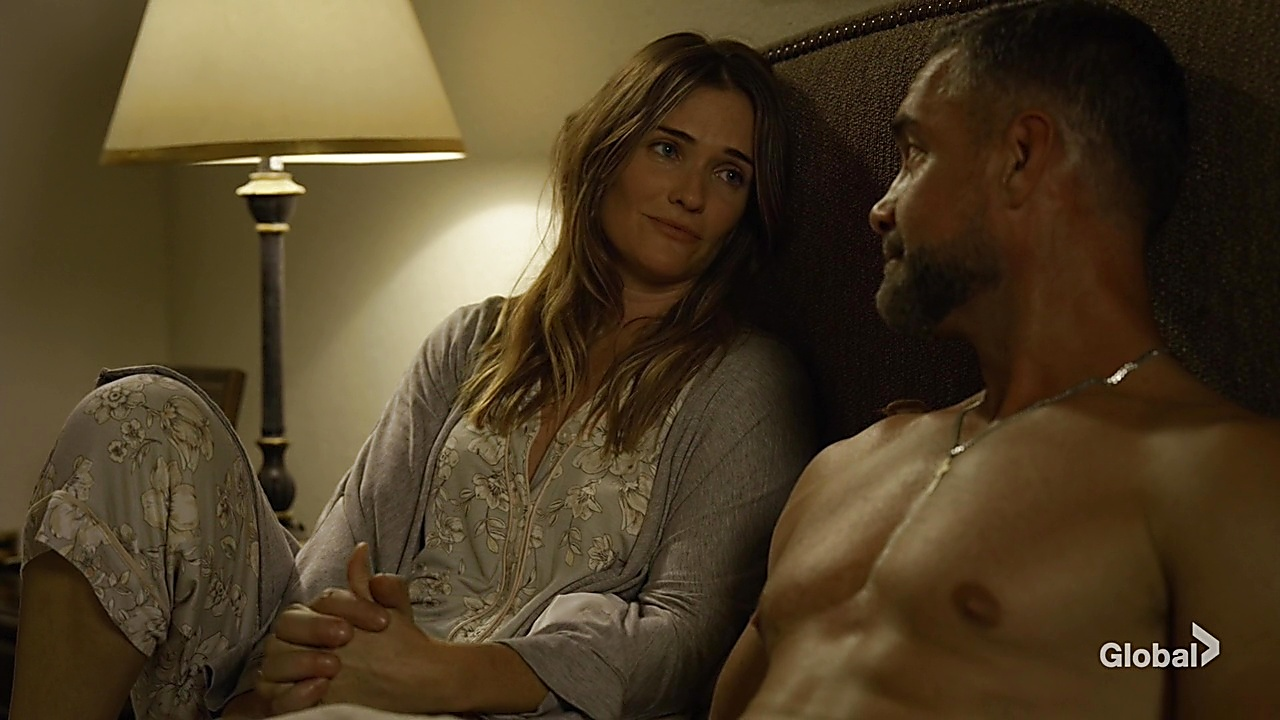 Jay Harrington sexy shirtless scene December 12, 2019, 11am