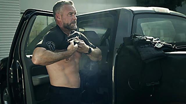 Jay Harrington sexy shirtless scene May 5, 2021, 6am