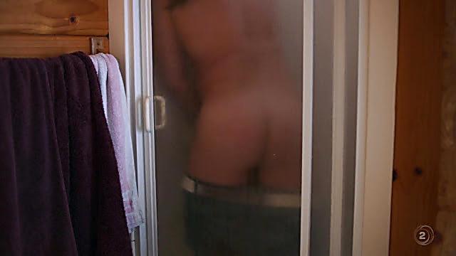 Jay Ryan sexy shirtless scene May 7, 2021, 4am