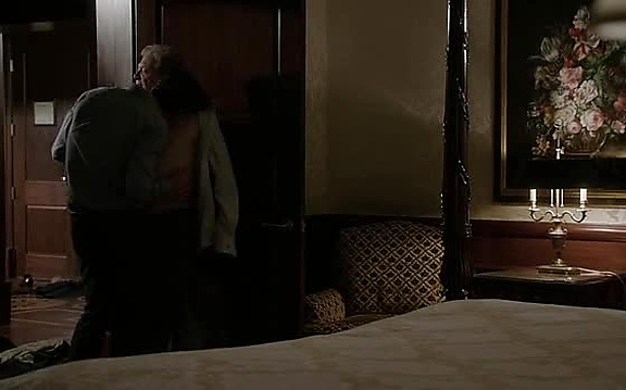 Jeff Perry sexy shirtless scene October 17, 2014, 11pm