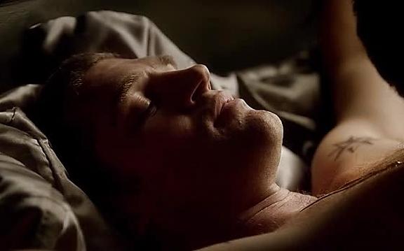 Jeremy Davidson sexy shirtless scene October 27, 2014, 11am