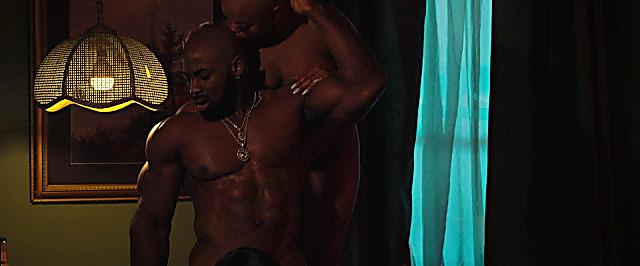 Jeremy Williams sexy shirtless scene September 23, 2021, 4am