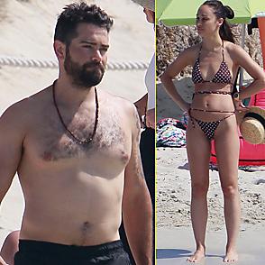 Jesse Metcalfe latest sexy shirtless July 22, 2019, 12am