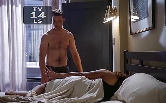 Jesse Spencer sexy shirtless scene October 17, 2014, 11pm