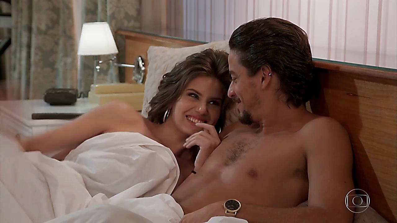 Jesuita Barbosa sexy shirtless scene March 9, 2019, 9am
