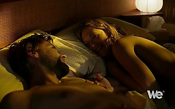 Joe Anderson sexy shirtless scene September 1, 2014, 1pm