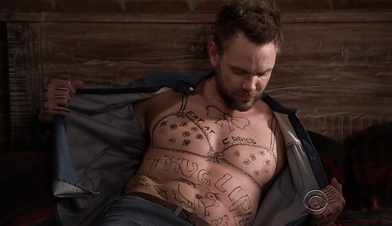 Joel McHale Shirtless - Squarehippiescom