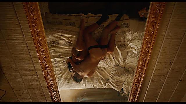 Johann Urb sexy shirtless scene January 9, 2021, 1pm