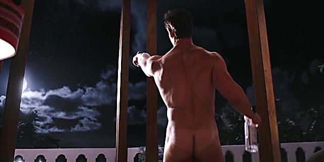 John Cena sexy shirtless scene August 27, 2021, 4am
